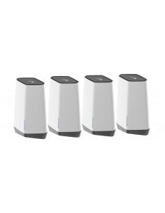 Netgear Orbi Pro wireless router Gigabit Ethernet Tri-band (2.4 GHz / 5 GHz) White Netgear SXK80B4-100EUS - 1
