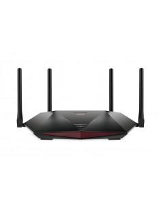 Netgear XR1000 Nighthawk WiFi 6 Gaming router trådlös Gigabit Ethernet Dual-band (2,4 GHz / 5 GHz) Svart Netgear XR1000-100EUS -