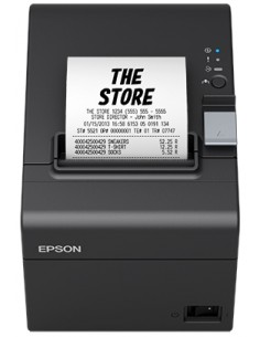 Epson TM-T20III 203 x DPI Wired Thermal POS printer Epson C31CH51012 - 1