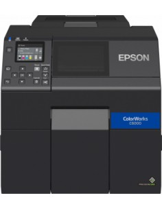 Epson ColorWorks CW-C6000Ae label printer Inkjet Colour 1200 x DPI Wired Epson C31CH76102 - 1