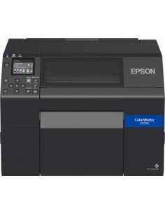 Epson ColorWorks CW-C6500AE label printer Inkjet Colour 1200 x DPI Wired Epson C31CH77102 - 1