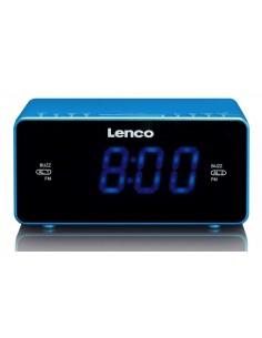 Lenco SCD-37 Digitaalinen Musta, Sininen Lenco CR520B - 1
