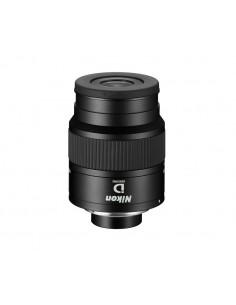 Nikon MEP-20-60 okulära linser Teleskop 16.1 - 15.3 mm Svart Nikon BDB921WA - 1