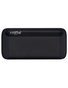 Crucial X8 2000 GB Musta Crucial Technology CT2000X8SSD9 - 1
