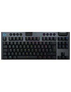 Logitech G G915 TKL näppäimistö Bluetooth QWERTY Pan Nordic Musta Logitech 920-009500 - 1