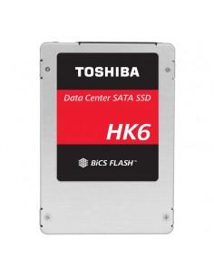 Toshiba Tme Hk6r Dssd 3840 Gb Sata 6gbit/s Int 2.5 In 7mm Tlc Bics Toshiba KHK61RSE3T84 - 1
