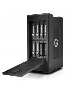 G-Technology 0G10542-1 levyjärjestelmä 112 TB Musta G-technology 0G10542-1 - 1