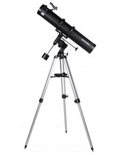 Bresser Optics GALAXIA 114/900 EQ-SKY Heijastin 675x Musta Bresser 4614909 - 1