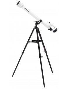 Bresser Optics CLASSIC 60/900 AZ Kaukoputki 338x Musta, Valkoinen Bresser 4660900 - 1