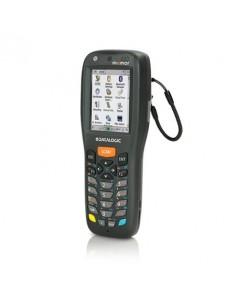 """Datalogic MEMOR X3 mobiilitietokone 6,1 cm (2.4"""") 240 x 320 pikseliä Kosketusnäyttö 233 g Musta Datalogic Adc 944250006 - 1"""