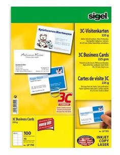Sigel LP795 käyntikortti 100 kpl Sigel LP795 - 1