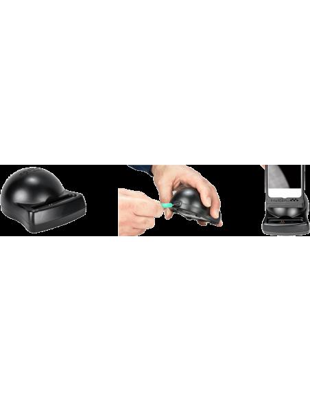 Socket Mobile AC4093-1669 mobiililaitteiden telakka-asema Musta Socket AC4093-1669 - 2
