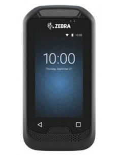 "Zebra EC30 mobiilitietokone 7.62 cm (3"") 854 x 480 pikseliä Kosketusnäyttö 110 g Musta Zebra EC300K-1SA2AA6 - 1"