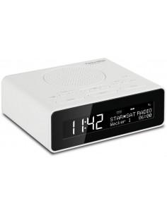 TechniSat DigitRadio 51 Kello Digitaalinen Valkoinen Technisat 0001/4981 - 1