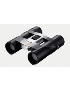 Nikon Aculon A30 10x25 kiikari Musta, Hopea Nikon BAA808SB - 1