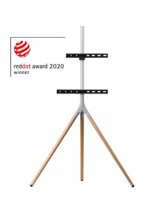 """One For All WM 7472 165.1 cm (65"""") Black, White, Wood Oneforall WM7472 - 1"""