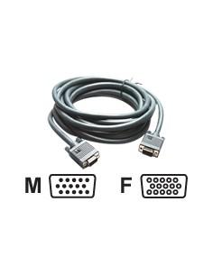 Kramer Electronics C-GM/GF-100 VGA cable 30.5 m (D-Sub) Black Kramer 92-6101100 - 1