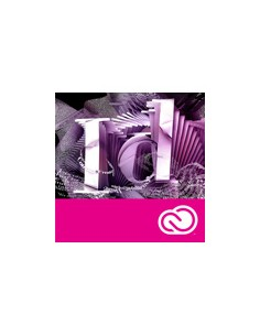 Adobe Vip-c Indesign Cc L2 12m (ml) Adobe 65225137BA02A12 - 1