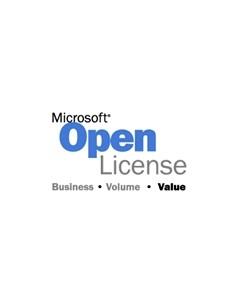 Microsoft W Intune Opn Shrd Msubs Vollic Lics Ov 1lic Addprod 1m Microsoft 3LN-00005 - 1