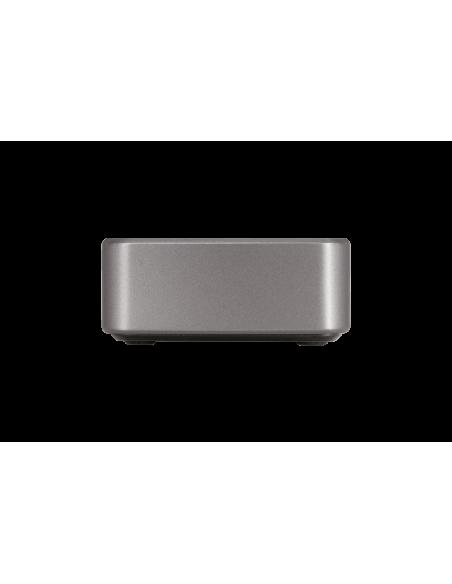 Elgato 10DAB9901 dockningsstationer för bärbara datorer Kabel Thunderbolt 3 Silver Elgato 10DAB9901 - 6