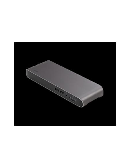 Elgato 10DAC8501 gränssnittshubbar Thunderbolt 3 40000 Mbit/s Svart, Grå Elgato 10DAC8501 - 2