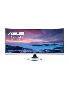 """ASUS MX38VC 95.2 cm (37.5"""") 3840 x 1600 pikseliä UltraWide Quad HD+ LED Hopea Asustek 90LM03B0-B01170 - 1"""