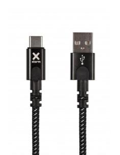 Xtorm CX2061 USB-kaapeli 3 m 2.0/3.2 Gen 1 (3.1 1) USB A C Musta Xtorm CX2061 - 1