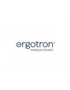 """Ergotron MXV Series Desk Dual Monitor Arm 61 cm (24"""") Clamp Black Ergotron 45-530-224 - 1"""