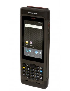 "Honeywell Dolphin CN80 mobiilitietokone 10.7 cm (4.2"") 854 x 480 pikseliä Kosketusnäyttö 500 g Musta Honeywell CN80-L1N-1EN210E"