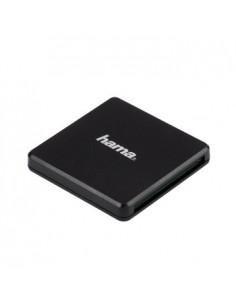 Hama 00124022 kortläsare USB 3.2 Gen 1 (3.1 1) Type-A Svart Hama 124022 - 1