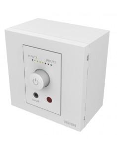 Vision TC3 50w 2.0 kanavaa Koti Valkoinen Vision TC3-AMP+CS-1900 - 1
