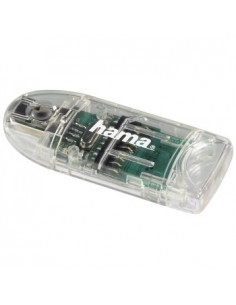 Hama 8in1 SD/MicroSD Card Reader kortinlukija Hama 91092 - 1