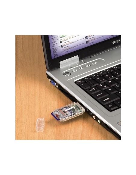 Hama 8in1 SD/MicroSD Card Reader kortläsare Hama 91092 - 3