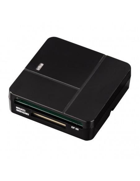 Hama 00094124 kortinlukija USB 2.0 Musta Hama 94124 - 2