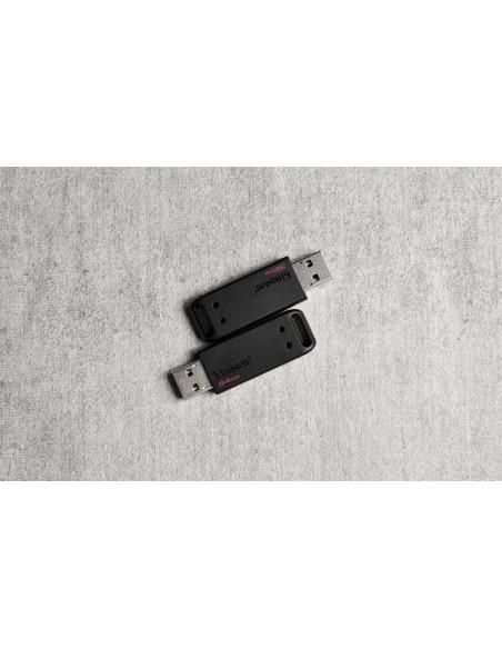 Kingston Technology DataTraveler 20 USB-muisti 64 GB USB A-tyyppi 2.0 Musta Kingston DT20/64GB - 3
