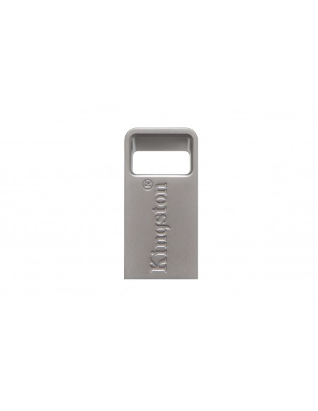Kingston Technology DataTraveler Micro 3.1 64GB USB-muisti USB A-tyyppi 3.2 Gen 1 (3.1 1) Metallinen Kingston DTMC3/64GB - 4