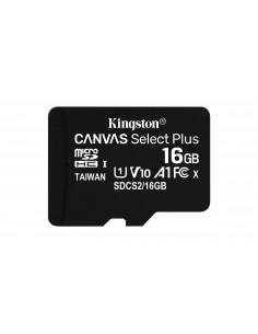 Kingston Technology Canvas Select Plus memory card 16 GB MicroSDHC UHS-I Class 10 Kingston SDCS2/16GBSP - 1
