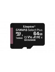 Kingston Technology Canvas Select Plus memory card 64 GB MicroSDXC UHS-I Class 10 Kingston SDCS2/64GB-3P1A - 1