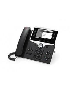 Cisco 8811 IP-puhelin Musta Johdollinen puhelin LCD Cisco CP-8811-K9= - 1