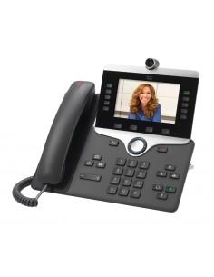 Cisco IP PHONE 8845 IP-puhelin Puuhiili Johdollinen puhelin LCD Cisco CP-8845-K9= - 1