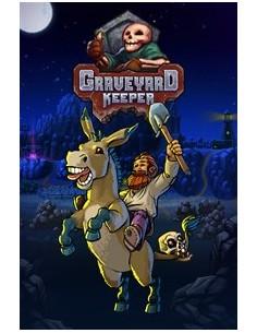 Microsoft Graveyard Keeper Xbox One Perus Microsoft 6JN-00056 - 1