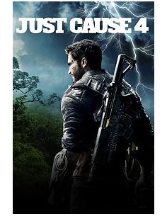 Microsoft Just Cause 4 - Standard Edition, Xbox One Microsoft G3Q-00597 - 1