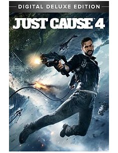Microsoft Just Cause 4 - Digital Deluxe Edition, Xbox One Microsoft G3Q-00600 - 1