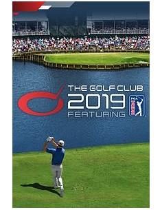 Microsoft The Golf Club 2019 PGA TOUR Xbox One Perus Microsoft G3Q-00604 - 1