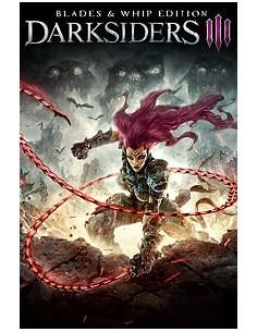 Microsoft Darksiders III - Blades & Whip Edition, Xbox One Microsoft G3Q-00632 - 1