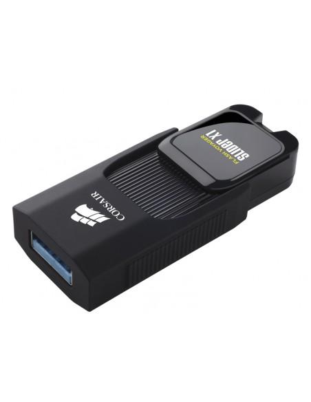 Corsair Voyager Slider X1 16GB USB-muisti USB A-tyyppi 3.2 Gen 1 (3.1 1) Musta Corsair CMFSL3X1-16GB - 3