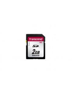 Transcend 2GB SD100I flash-muisti SD SLC Transcend TS2GSD100I - 1
