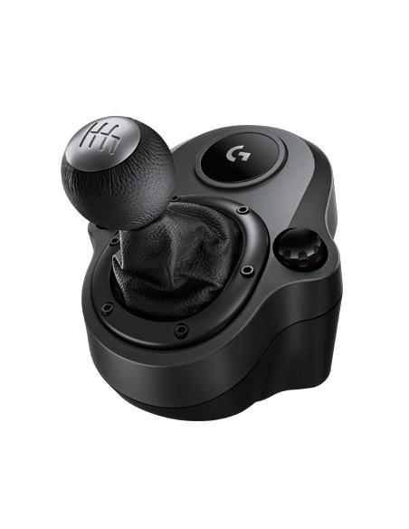 Logitech Driving Force Shifter Erikois PlayStation 4,Xbox One Analoginen/Digitaalinen Musta Logitech 941-000130 - 1