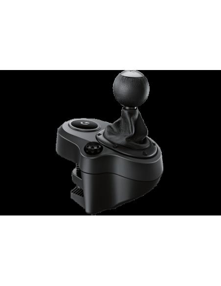 Logitech Driving Force Shifter Erikois PlayStation 4,Xbox One Analoginen/Digitaalinen Musta Logitech 941-000130 - 3