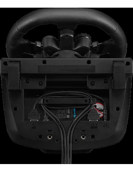 Logitech G G923 Ohjauspyörä + polkimet PC, PlayStation 4 USB Musta Logitech 941-000149 - 6